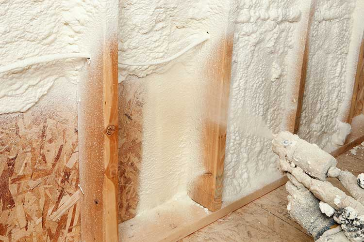 Foam Insulation - Atticare