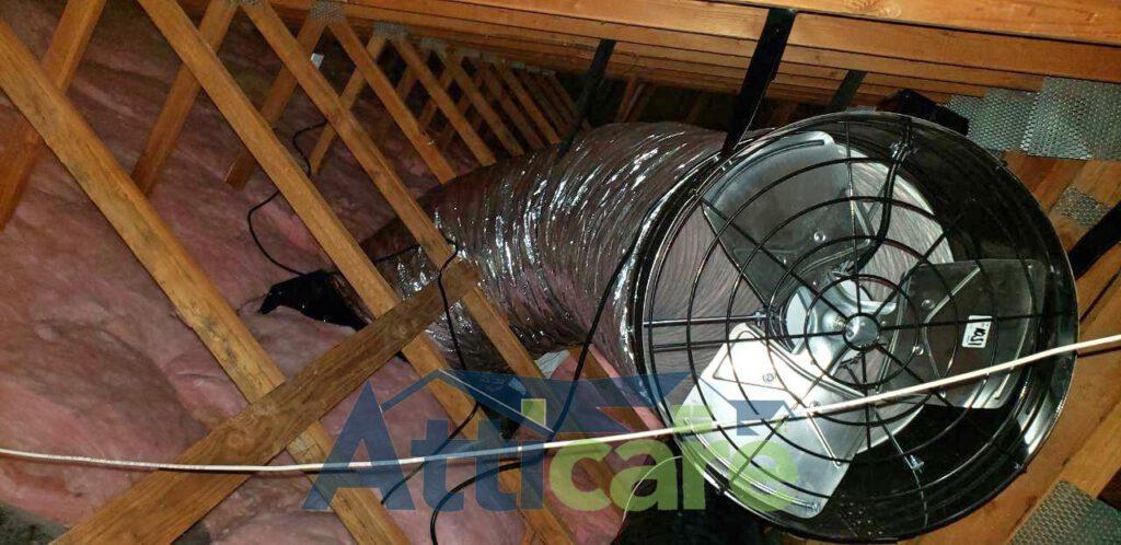 Trident Pro Quietcool Whole House Attic Fan for Sale | Atticare USA