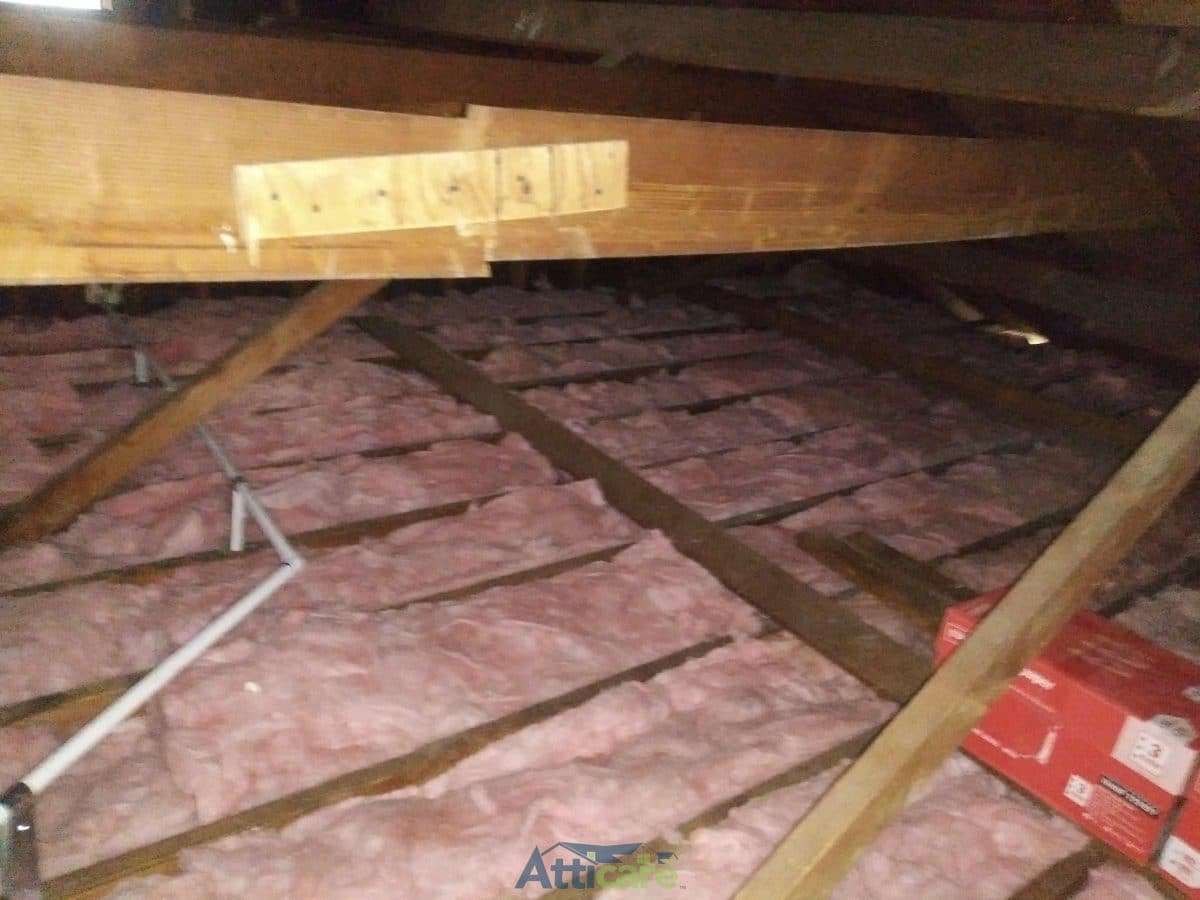 Attic Insulation Replacement Amp Rodent Proofing In Torrance