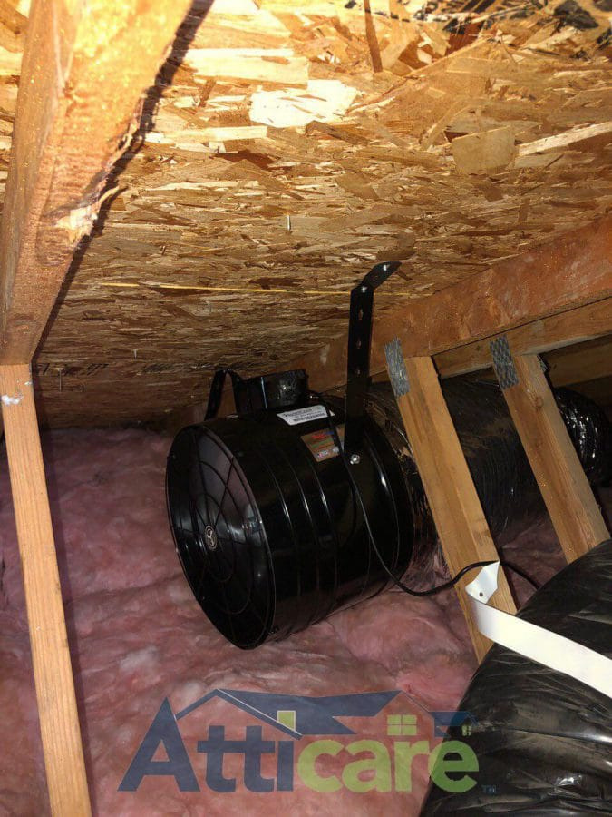 whole house attic fan