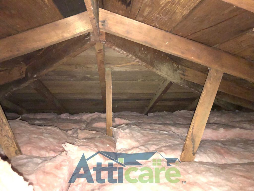 Attic Insulation Replacement In Alameda Ca Atticare Usa