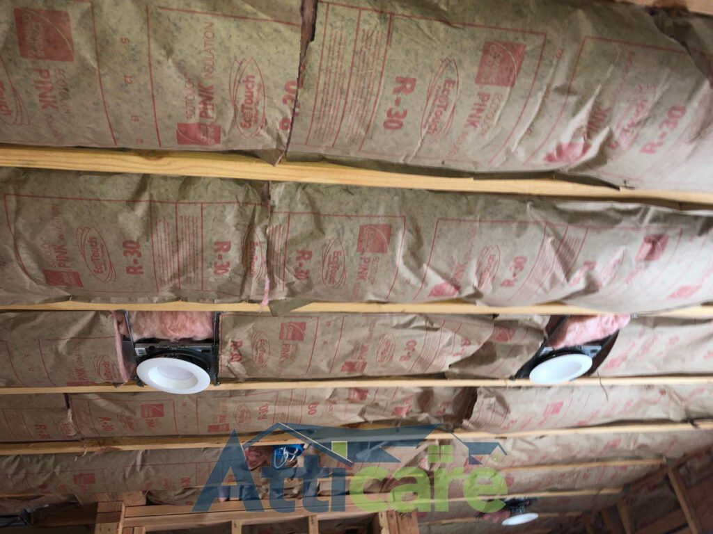 Attic Insulation Replacement In Richmond Ca Atticare Usa