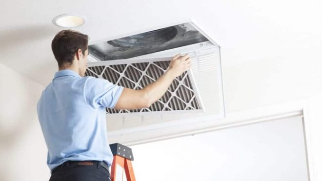 A Homeowner's Guide To The Air Duct Cleaning Process