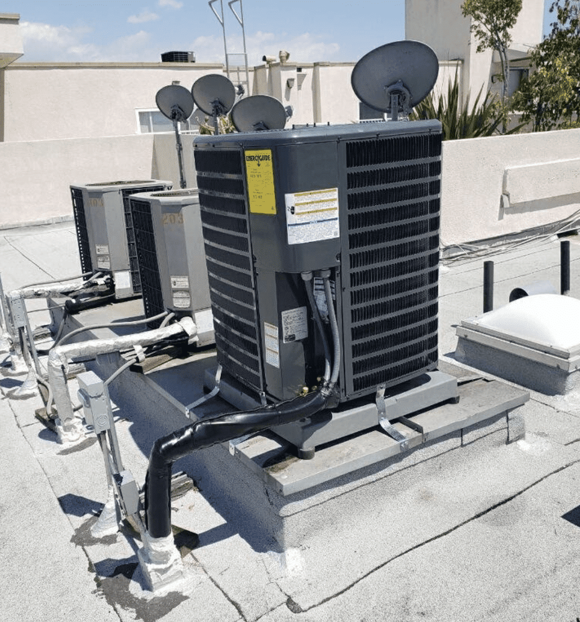 Heating and Cooling in West Hollywood
