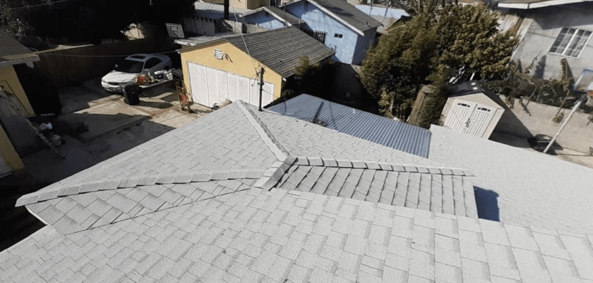 Roof Replacement in Los Angeles