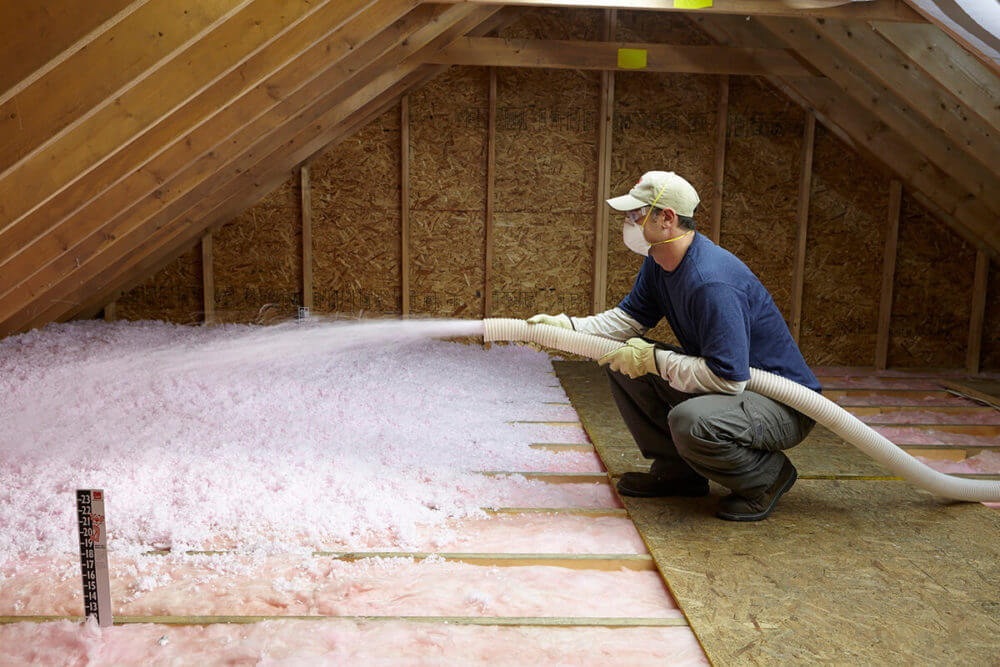 Attic & Crawl Space Insulation Installation & Removal Company San Francisco CA
